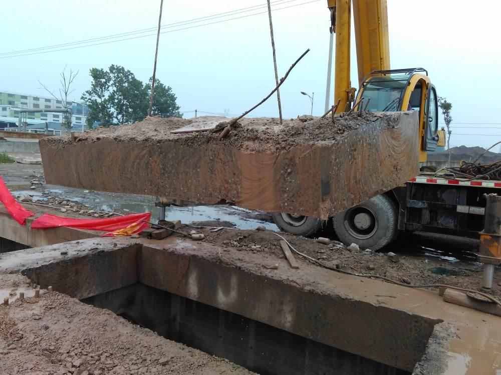 西安桥墩水下切割可水下2米切割拆除施工