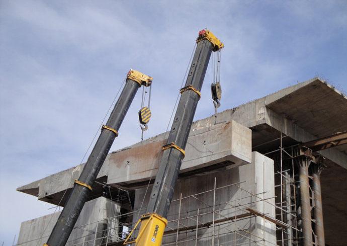 西安拆除公司提供系统绳锯墙体开门洞、开窗口方案