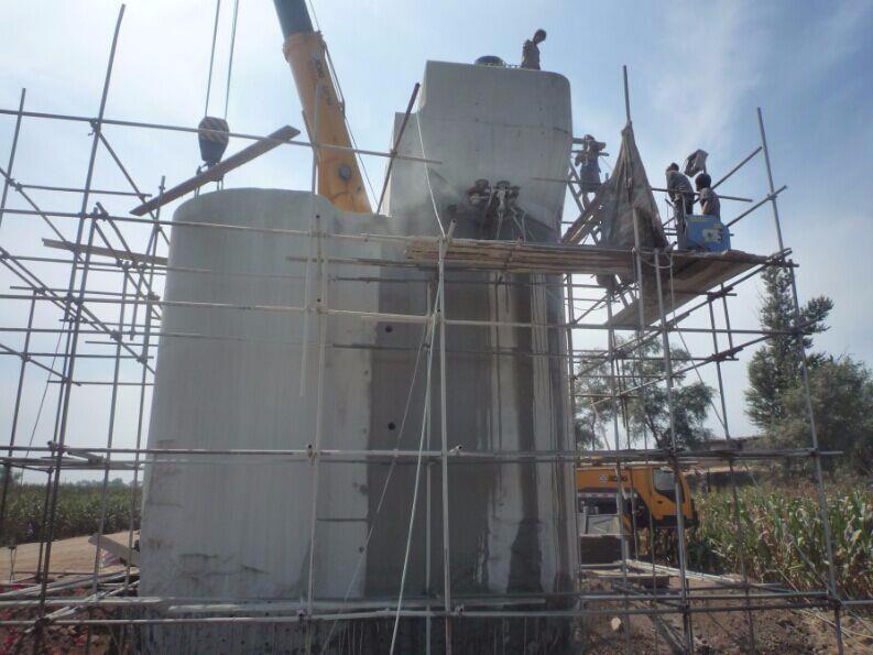 西安拆除公司简述钢筋混凝土切割几个技巧